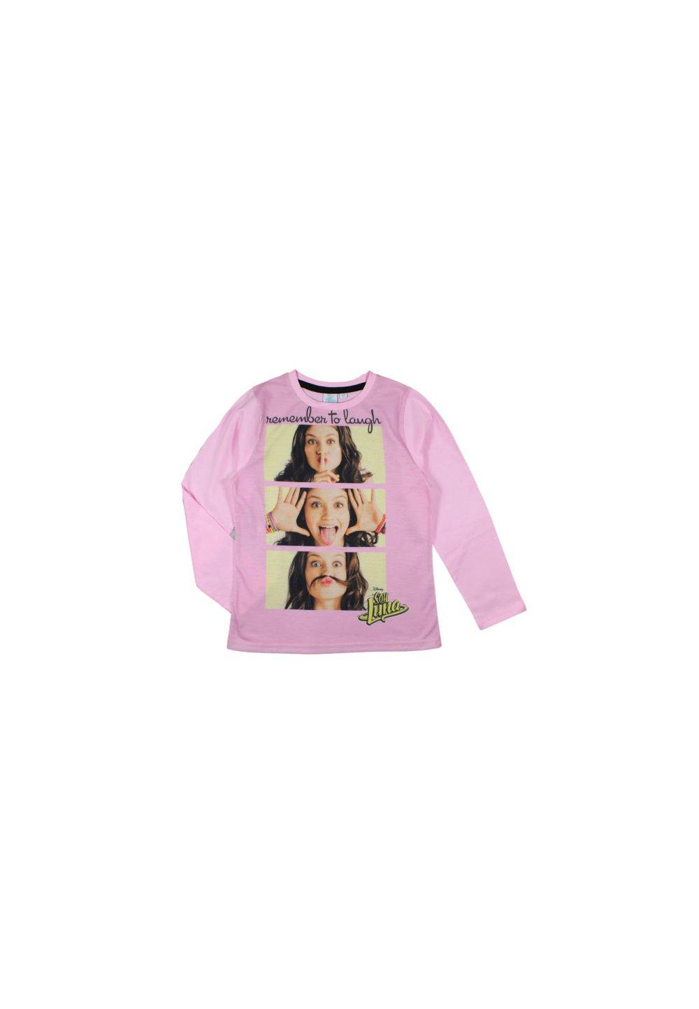 Bluza roz, Remember to laugh imagine