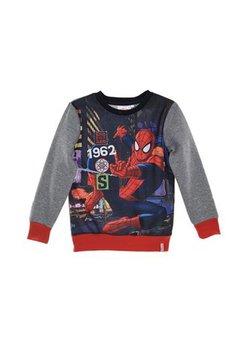 Bluza groasa Spider-Man, gri, 1962