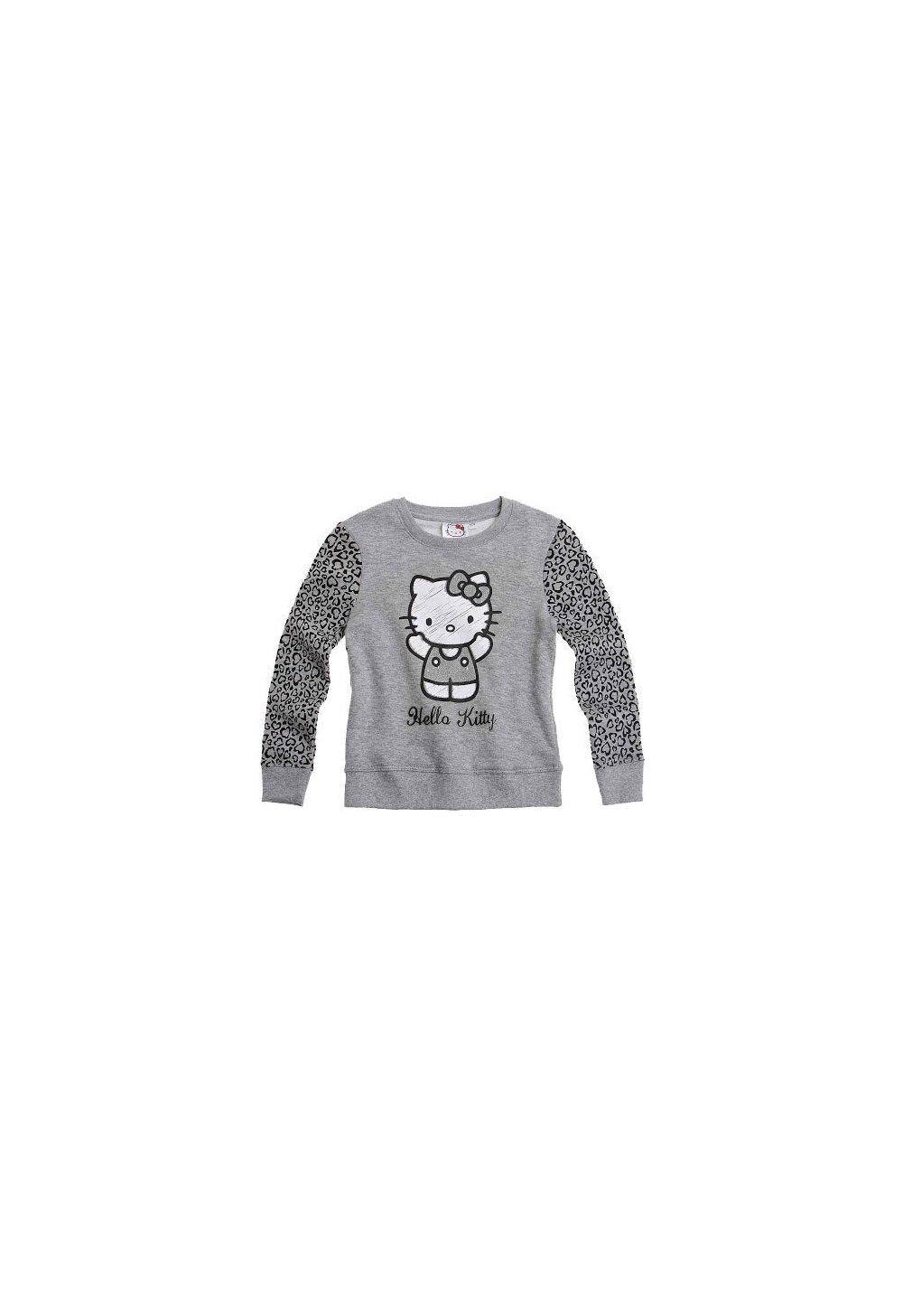 Bluza Toamna Hello Kitty Gri 0979