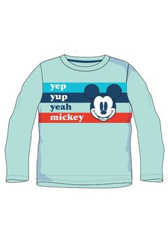 Bluza turcoaz, Yeah Mickey