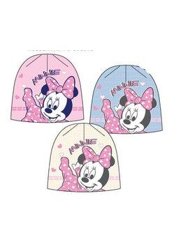 Caciula bebe, albastru deschis, Minnie Mouse