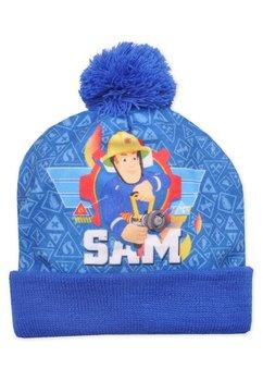 Caciula, Pompierul Sam, albastra