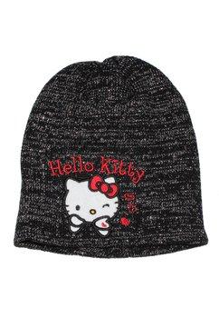 Caciula tricotata HK neagra
