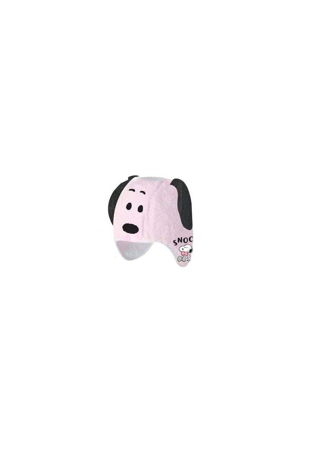 Caciulita blana, Snoopy, roz imagine