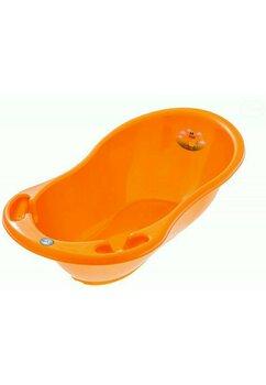 Cadita baie, Tweet tweet, portocalie, 86cm