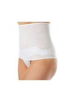 Centura abdominala  postnatala alba