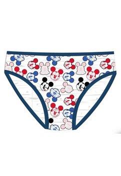 Chilot, Mickey Mouse, gri cu albastru