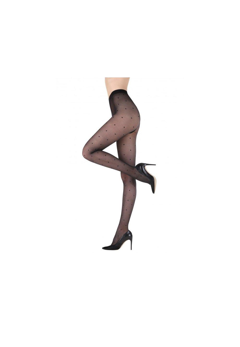 Ciorapi cu chilot, Funny, 20 Den, negri imagine