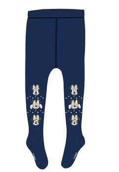 Ciorapi cu chilot, Minnie, bluemarin cu auriu