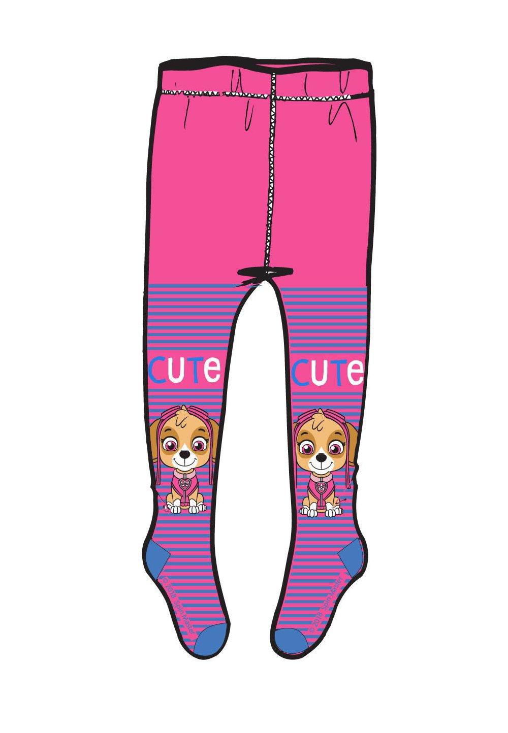 Ciorapi cu chilot, roz inchis, Skye imagine