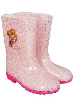 Cizme de cauciuc, roz, Skye