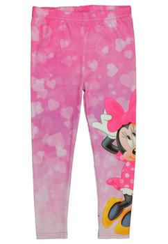 Colanti, Minnie Mouse, roz cu inimioare