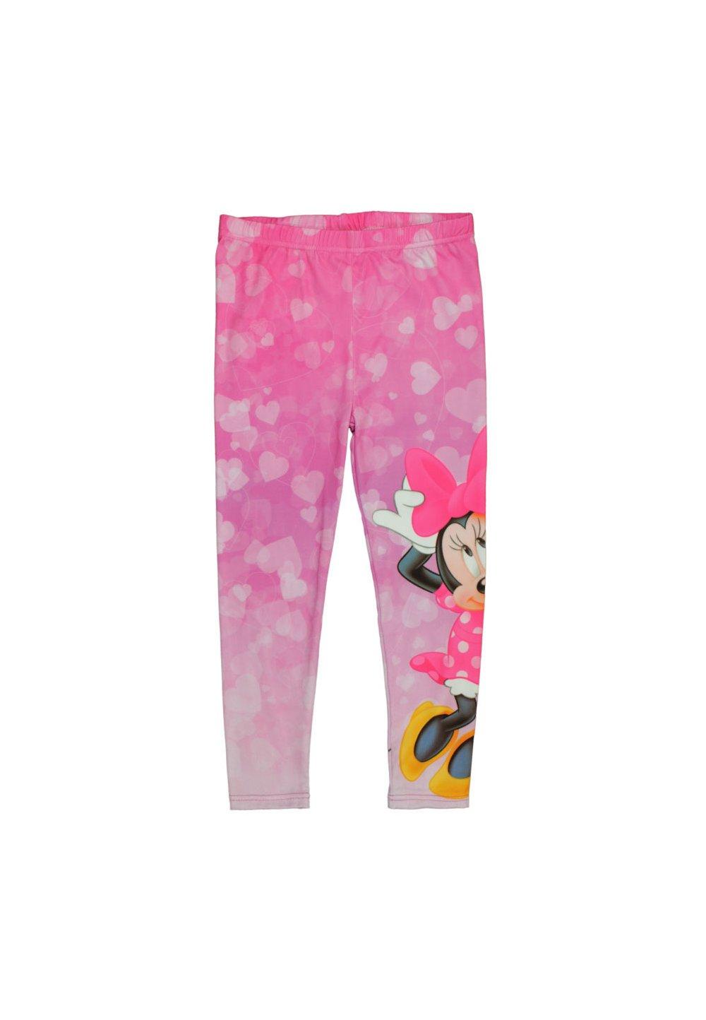 Colanti, Minnie Mouse, roz cu inimioare imagine