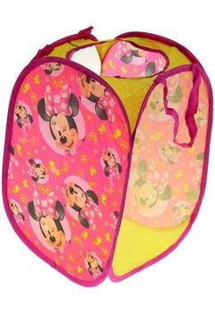 Cos pentru jucarii, Minnie Mouse, roz