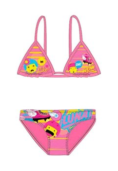 Costum de baie, 2piese, Soy Luna Like, roz