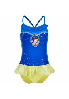 Costum de baie, Alba ca Zapada, albastru