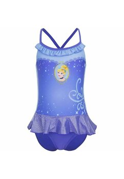 Costum de baie, Cinderella, mov