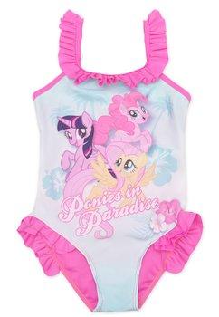Costum de baie, Ponies in paradise, roz