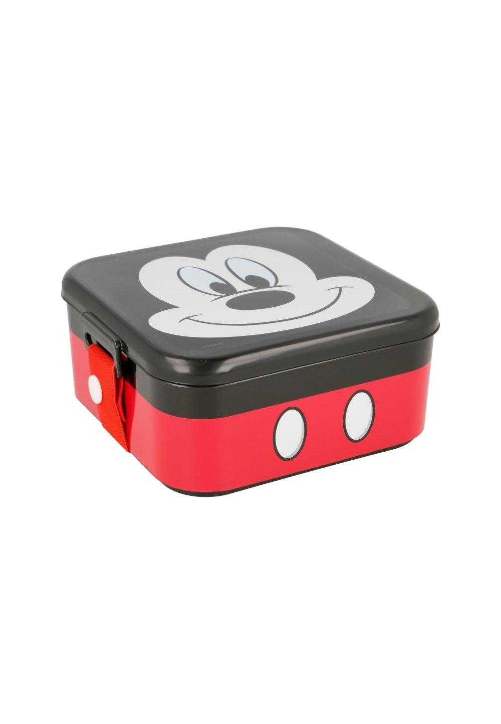 Cutie alimentara, rosie, Mickey Mouse imagine