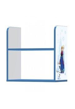 Etajera, Frozen, albastra