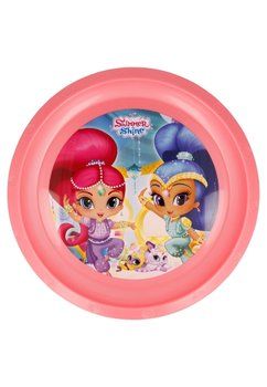 Farfurie, plastic, Shimmer and Shine