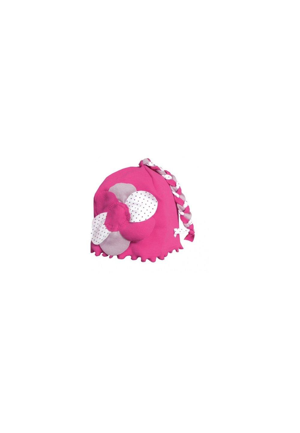 Fes fete Annabel roz inchis imagine