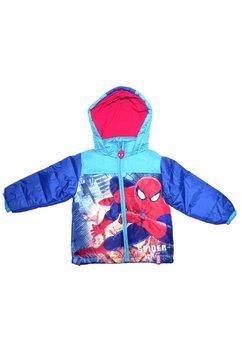 Geaca groasa de iarna, Spider-man, albastra