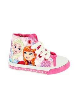 Incaltaminte panza, roz, Anna si Elsa