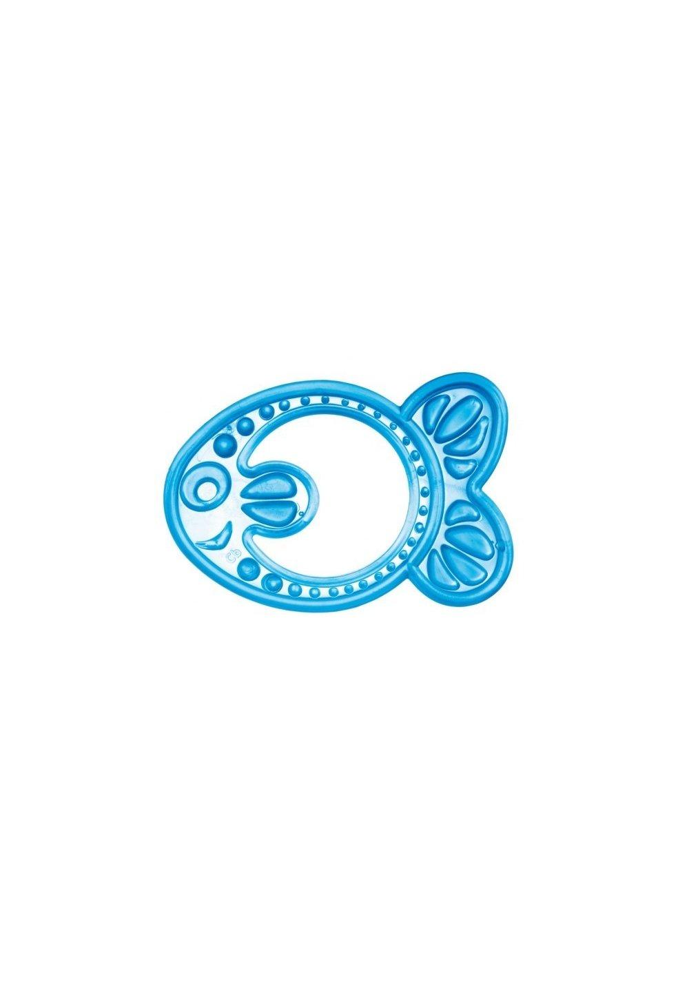 Inel gingival soft, pestisor albastru imagine