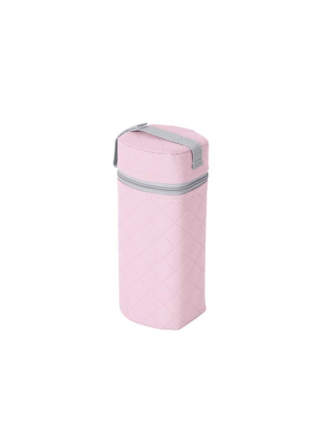 Izolator pentru biberoane, Jumbo, roz