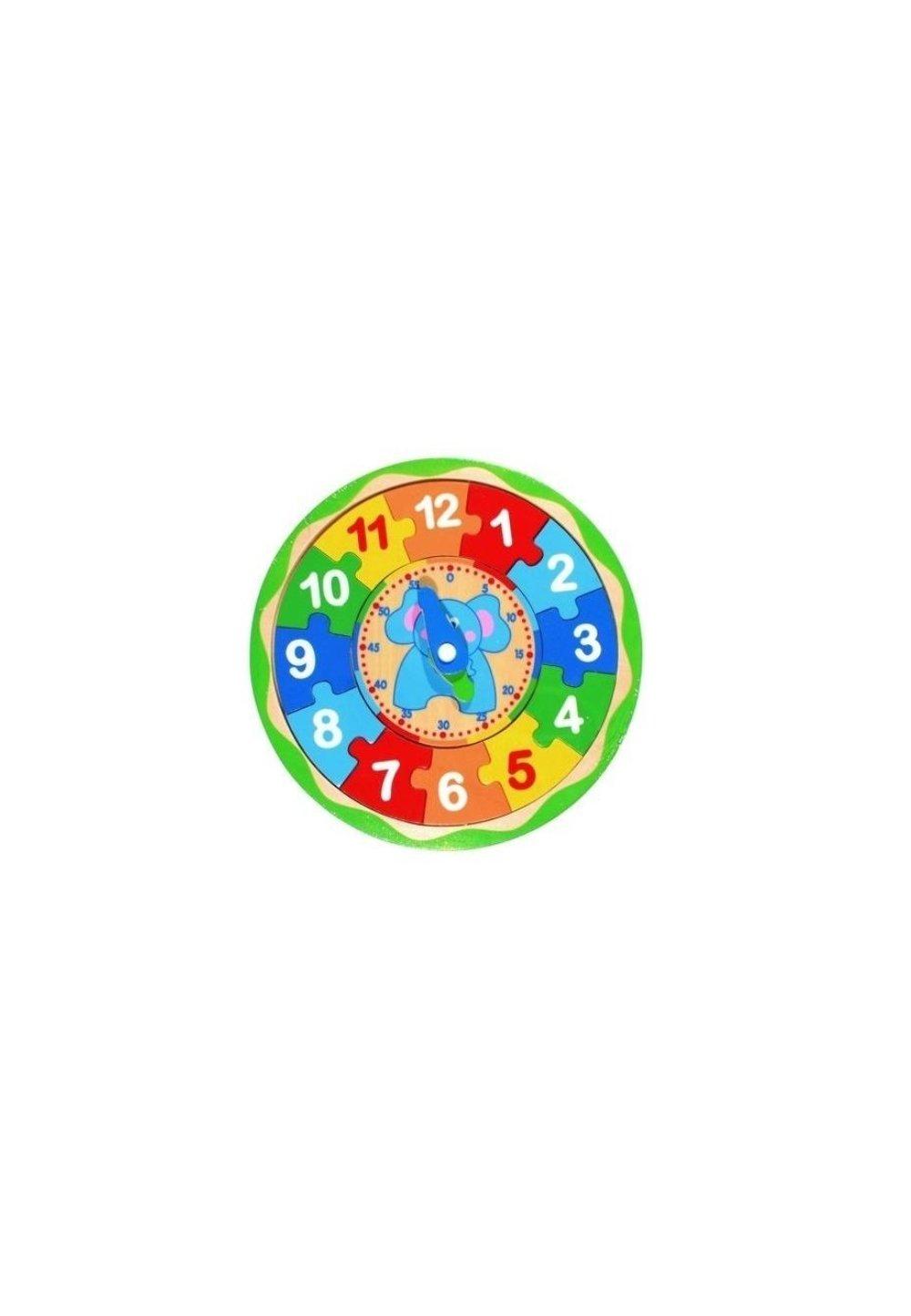 Jucarie educativa, ceas