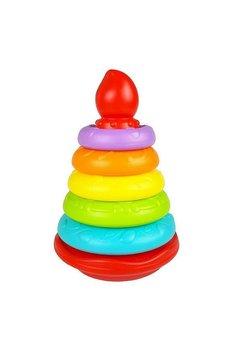 Jucarie, piramida colorata