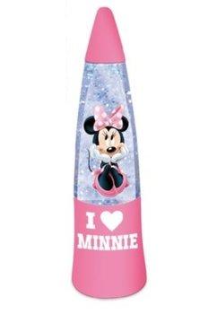 Lampa roz deschis,I Love Minnie