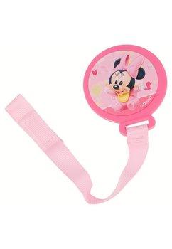 Lant pentru suzeta, roz, Minnie Mouse