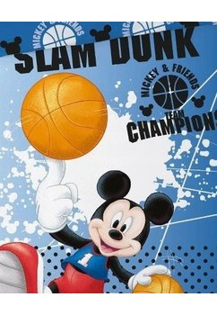Lenjerie de pat, Mickye ,Slam dunk, 140x200cm
