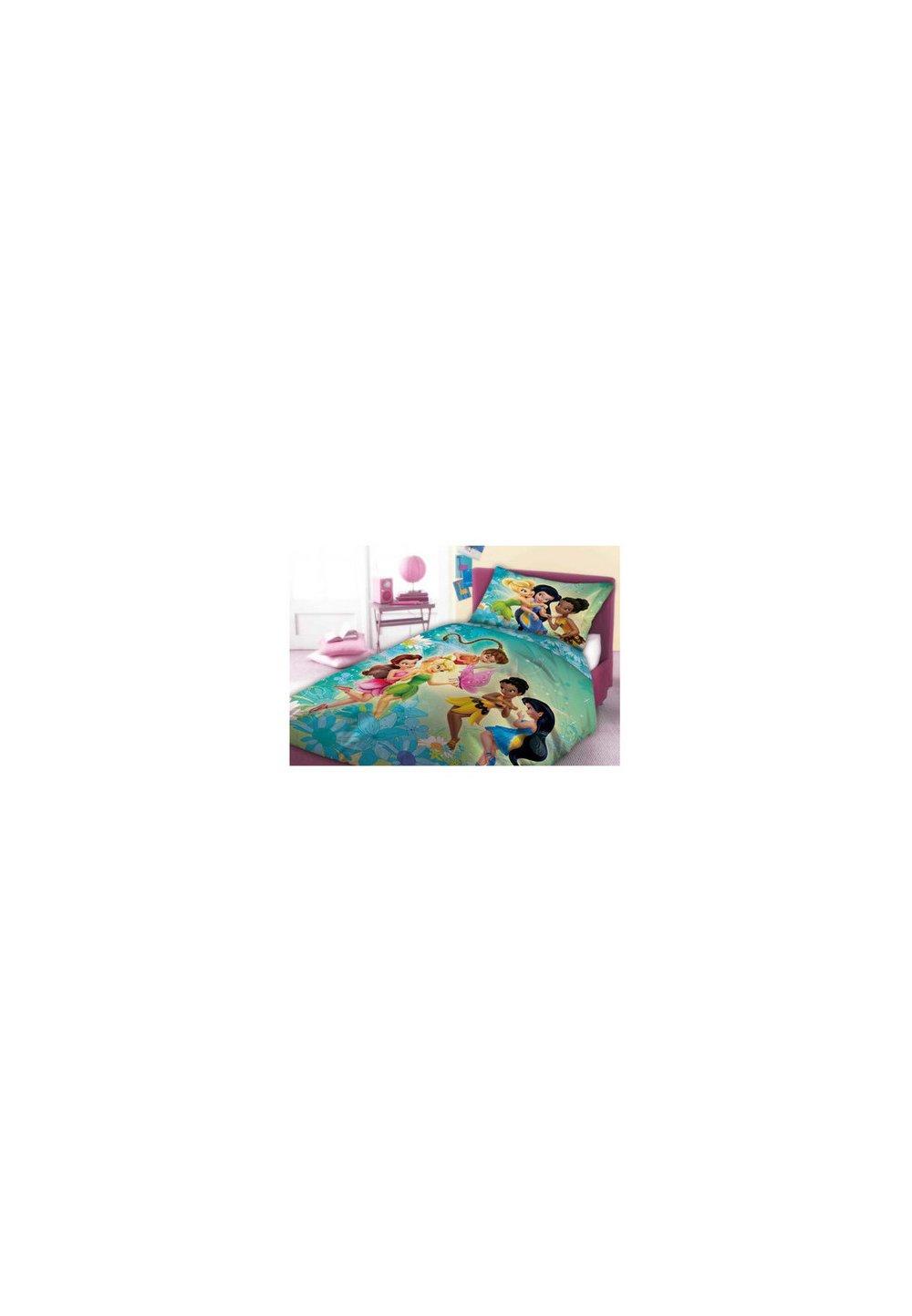 Lenjerie de pat princess, verde, 160 x 200cm imagine