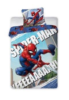 Lenjerie de pat, Spider, albastra 140x200cm
