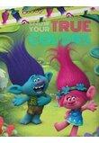 Lenjerie de pat, Trolls, True colors, 160x200cm