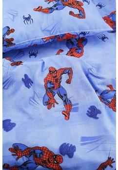 Lenjerie pat 3 piese Spiderman, 160  x 200 cm