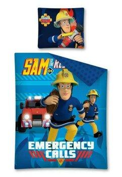 Lenjerie pat, Emergency Calls, Sam, 160x200 cm
