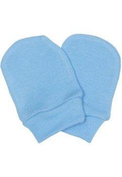Manusi bebe, albastre, 0-1luni