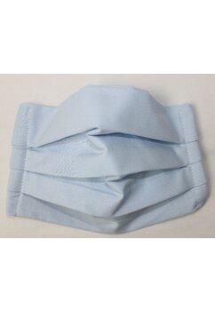Masca bumbac, set 3 buc, refolosibile, albastru, plata cu CARD