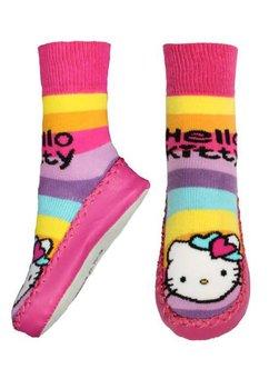 Mocasini Hello Kitty, roz
