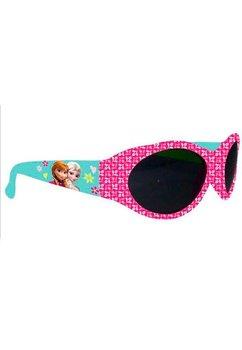 Ochelari de soare, Frozen, roz cu turcoaz