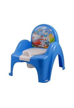 Olita scaunel, Masinute, albastra