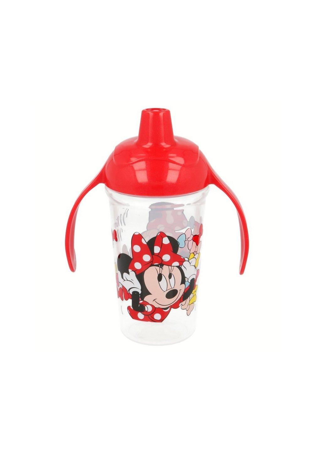 Pahar, Minnie Mouse, fundite colorate, +10 luni imagine