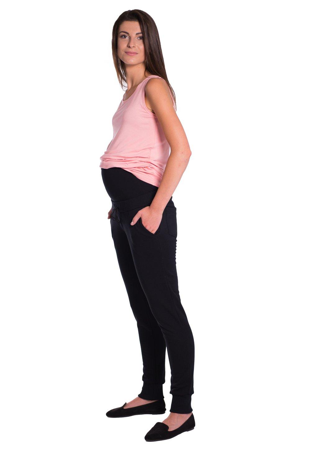 Pantalon sport, negri, 3778 imagine