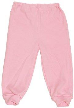 Pantaloni bebe roz deschis