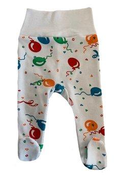 Pantaloni cu botosi, baloane colorate
