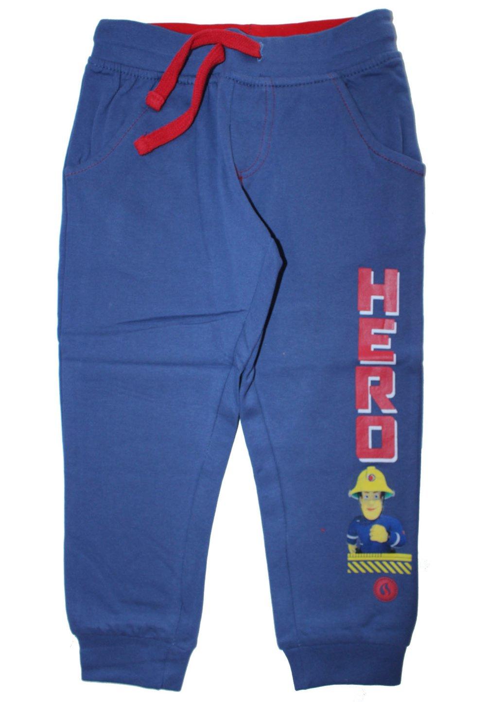 Pantaloni de trening, Pompierul Sam, bluemarin imagine